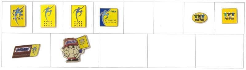 FIFA - Logo - Trophy - Fair Play - Events - Sponsors